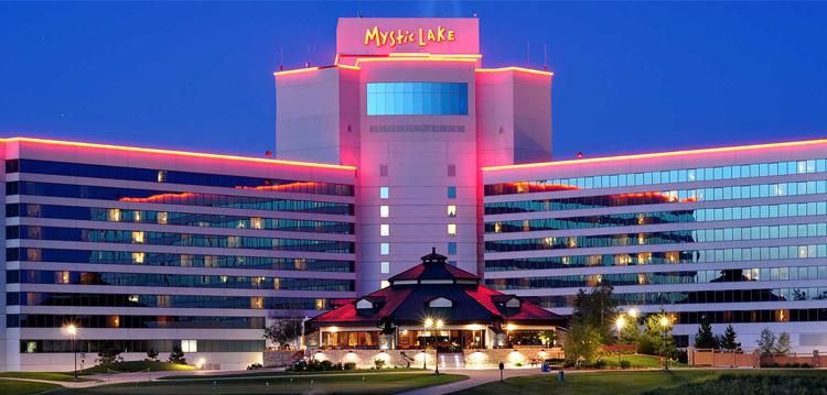 Mystic Lake Casino Hotel